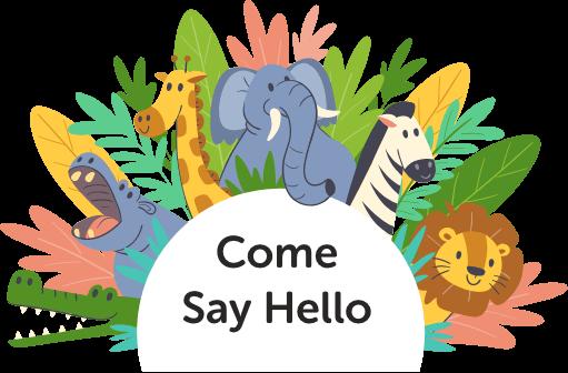 Come Say Hello