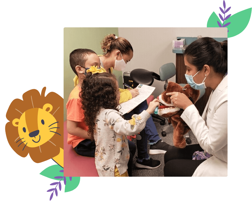 Dr. Jindal and kids